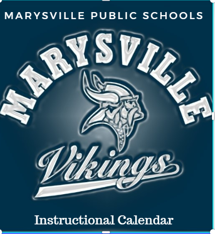 "Image advising to ""put this on your calendar"" - Link to instructional calendar 2019-20"
