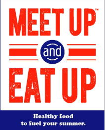 Image of Meet up and Eat up banner