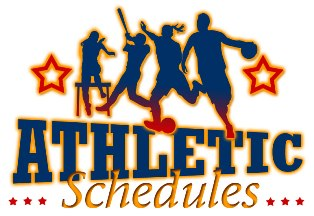 athletic schedule winter